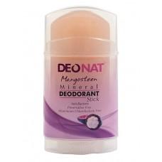 Минеральный дезодорант стик «Деонат» с экстрактом кожуры мангостина, большой