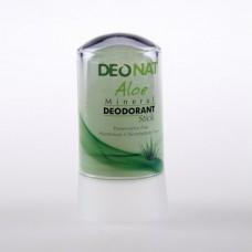 Минеральный дезодорант стик «Деонат» с соком алое, малый