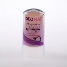 Минеральный дезодорант стик «Деонат» с экстрактом кожуры мангостина, малый