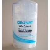 Кристаллический дезодорант стик Деонат, большой,twist-up, 100 гр.
