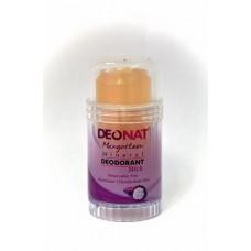 Минеральный дезодорант стик «Деонат» с экстрактом кожуры мангостина, средний